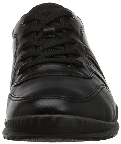 59266 Top Sneakers DARKSHADOWMET BLACK BLACK IIIDamen Low ECCO Mobile Schwarz AwnqfAU1