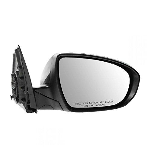 Mirror Power Folding Heated Turn Signal Passenger Side RH for 12-13 Optima