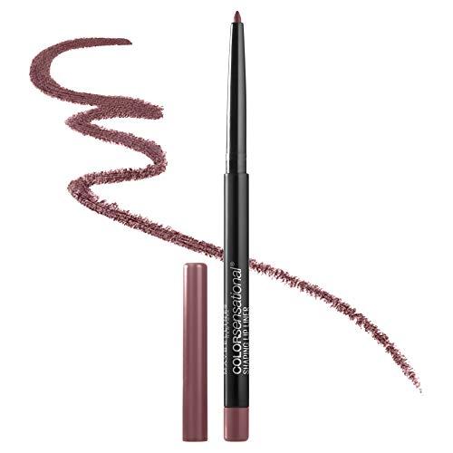 Maybelline New York Color Sensational Shaping Lip Liner Makeup, Almond Rose, 0.01 oz.