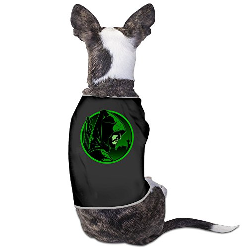 Green Arrow Dog Sweaters Costumes - Green Arrow One Year Later