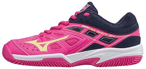 Mizuno Break Shot EX CC - Scarpe Tennis Donna - Women's Tennis Shoes - 61GC172645