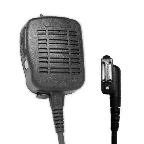 ARC S51031A Heavy Duty Anti-Magnetic Speaker Shoulder Microphone for Icom IC-9011 and IC-9021 Two-Way Radios by ARC