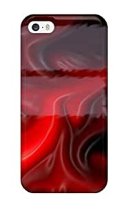 5/5s Scratch-proof Protection Case Cover For Iphone/ Hot Abstract Picture Phone Case