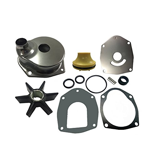 - Full Power Plus Mercury Mariner Mercruiser Impeller Kit Replacement for 3.0L EFI DFI 200-300HP 817275A5