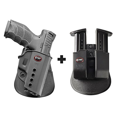 Fobus VPQ Paddle Black Concealed Carry Holster Right for sale  Delivered anywhere in USA