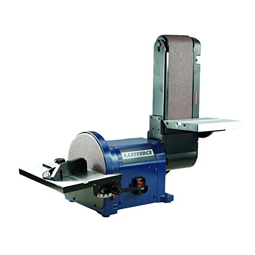 KASTFORCE KF6004 4 x 36-Inch Belt and 8-Inch Disc Sander with 3/4Hp Motor