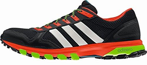 Adidas Running Herren Adizero Xt 5 Cblack/cwhite/powtea, Größe Adidas:5