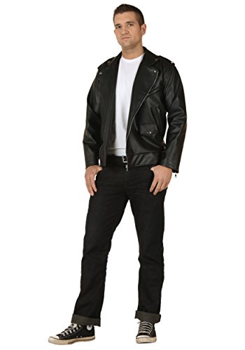 [Plus Size Grease Authentic T-Birds Jacket - 3X] (T-birds Costume Jacket)