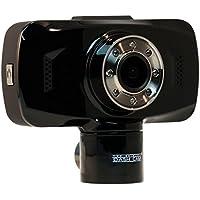 The Original Dash Cam 4SK909 Twister Dual lens 1080P Wide Angle Dashboard Camera Recorder Car Dash Cam with G-Sensor, WDR, Loop Recording