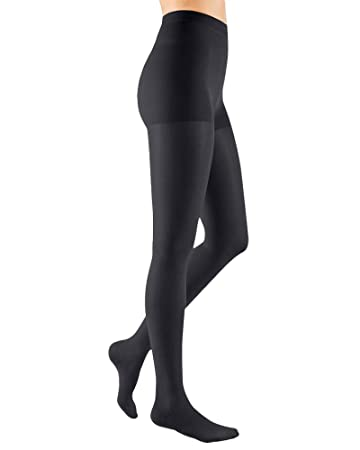 c3ae920dd3 Terramed Extra Firm Opaque Graduated Compression Pantyhose, Support Hose  Surgical Stockings - 20-30mmHg