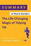 img - for Summary of Marie Kondo's The Life-Changing Magic of Tidying Up book / textbook / text book