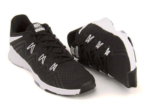 NIKE(ナイキ) WMNS ZOOM CONDITION TR(ウィメンズズームコンディションTR) 852472 001 ブラック/ホワイト