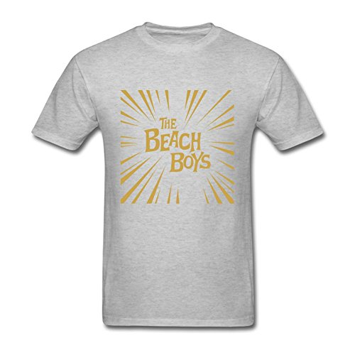 GNZGUYJR The Beach Boys Greatest Hits Men's T-Shirts