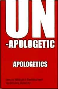 apologetics challenge meeting study theological unapologetic Theology is the study of god,  apologetics is the defense of a theological position  to those that challenge it.