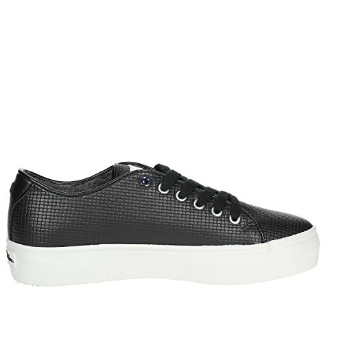 S TRIXY4110S7 Assn Polo Mujer Sneakers U Negro HdqRawnx
