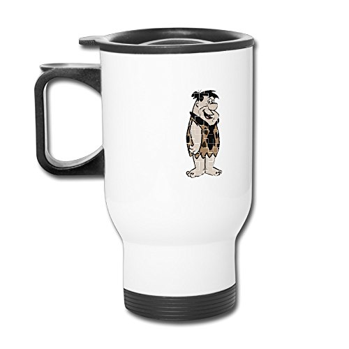 [Fans The Flintstones Fred Flintstone Travel Mugs For Hiking Travel.] (Betty Wilma Costumes)