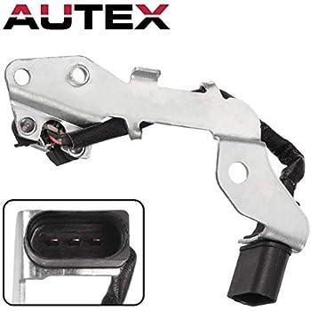 autex camshaft position sensor pc628 compatible with volkswagen beetle  98-05/compatible with volkswagen cabrio 98-01/compatible with volkswagen  clasico