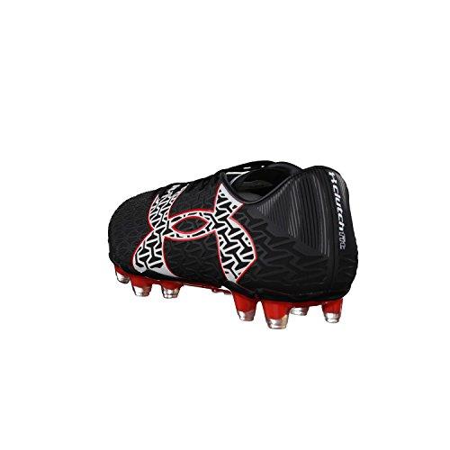 blanc De rouge Under Force Armour Chfit Football Homme nbsp;fg Noir 2 Clut Chaussures Pour 0 qq18n6W