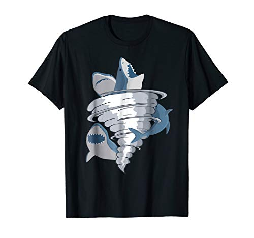 Halloween Shark Tornado Tiger Great White Sharks Bite -