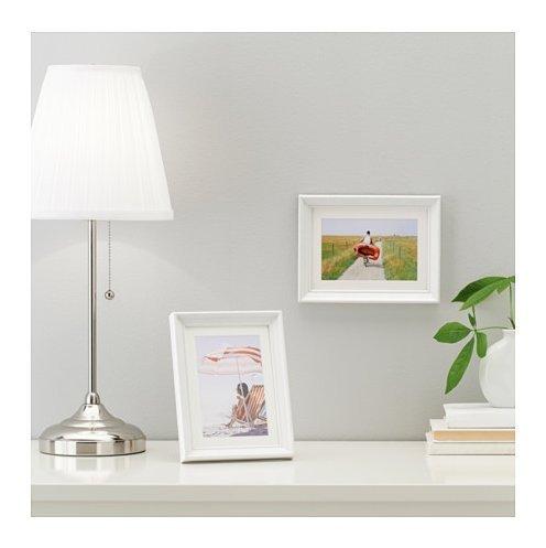IKEA KNOPPANG Frame 5'' x 7'' White Wood Photo Holders (Set of 2) by IKEA (Image #3)
