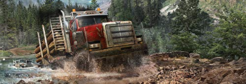 ارخص مكان يبيع Mudrunner - American Wilds Edition - Xbox One