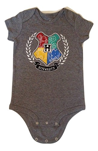Harry Potter Hogwarts Infant Snap Bodysuit (18 Months) (Harry Potter Shop)