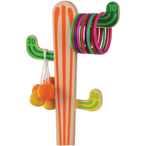 Amazon.com: Constructivo Playthings Cactus mantear Target ...