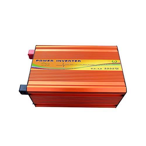 大特価 SAYA 4000W 6000w24V 純正弦波 インバーター 6000w24V DC24VをAC110Vに変換 インバーター 冷蔵庫テレビポンプエアコンコンプレッサーコンピューターなど B07N3Z7RYW 6000w24V 6000w24V, WithHeart:e83f1750 --- a0267596.xsph.ru