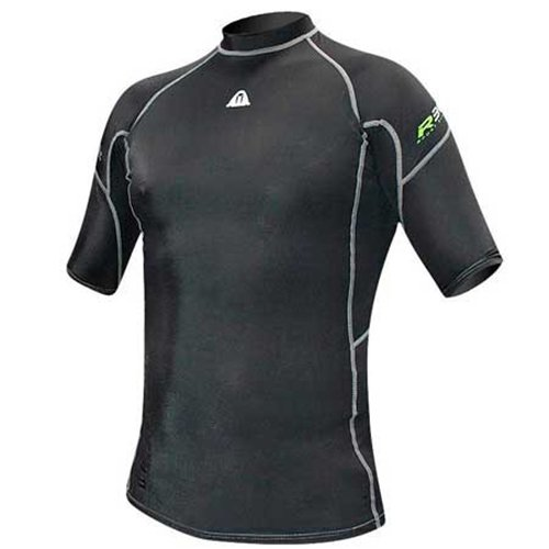 Waterproof R30 Short Sleeve Rash Guard, Men's - 2X-Large