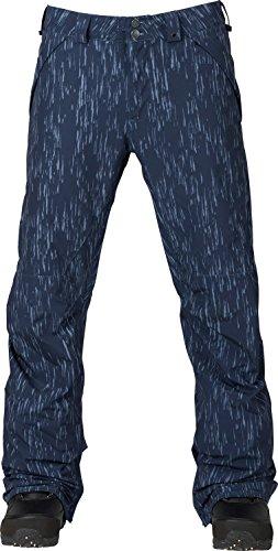 Burton Vent Snowboard Pants Mens SZ L (Vent Shell Snowboard Pants)
