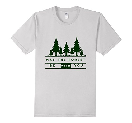 May-the-Forest-Be-With-You-Nature-Lovers-Camping-T-Shirt