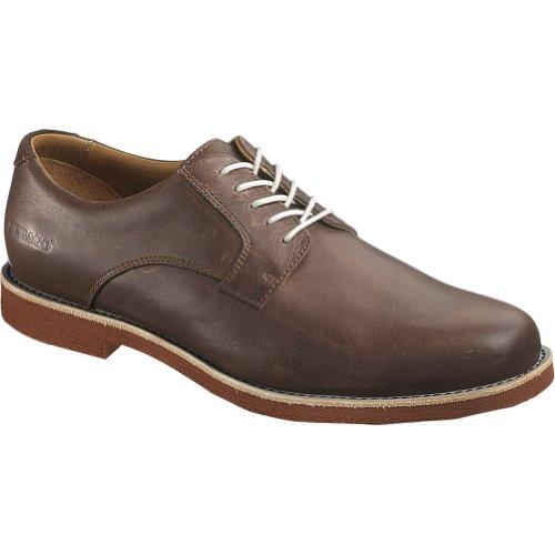 Sebago Men's Thayer Oxford Shoe,Oiled Brown,9 M US