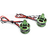 Set of 4 Multistar Elite 2205 2350kV Brushless Motor Built-In 30A ESC (2)CW (2)CCW Set
