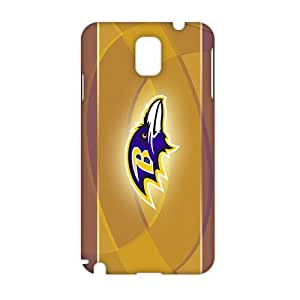 Cool-benz Baltimore Ravens (3D)Phone Case for Samsung Galaxy note3