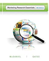 Marketing Research Essentials, 8th Edition Front Cover