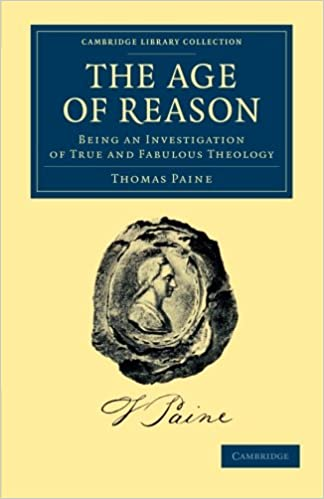 The Age of Reason: Being an In...