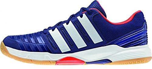 Adidas Court stabil 11 amapur/ftwwht/solred, Größe Adidas:5