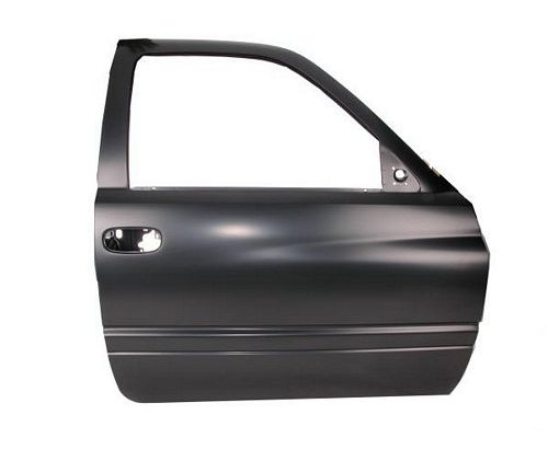 OE Replacement Dodge Pickup Front Passenger Side Door Shell (Partslink Number CH1301110)