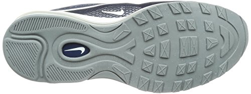 Nike Air Max 97 Ultra 2017 Midnat Marineblå / Hvid-cool Grå 82wOSCC