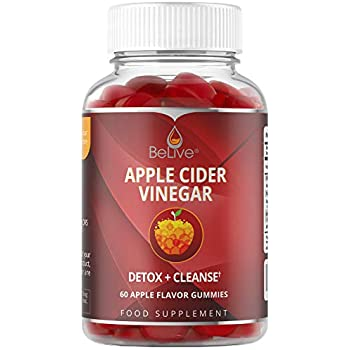 Amazon.com: Apple Cider Vinegar Gummies with Mother Enzyme