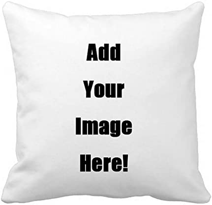 Personalized Pillow featuring SEAN in photos of sign letters; Custom couch cushions; Colorful pillows; Photo pillow; Sofa pillows