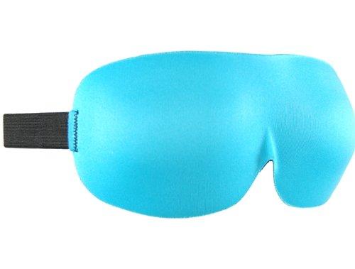 Dream Essentials Contoured Sleep Mask, Aqua