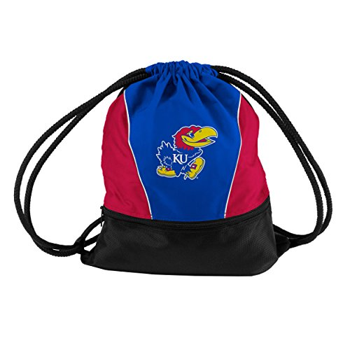 Logo Brands NCAA Kansas Jayhawks Sprint Pack, Small, Team Color ()