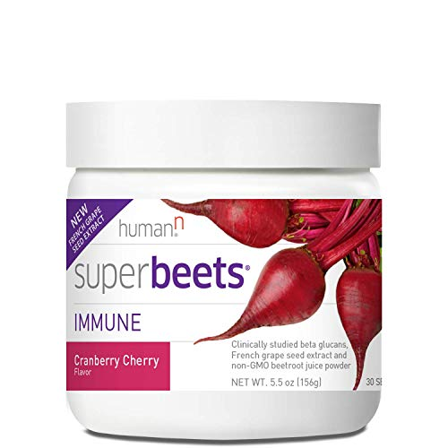 humanN SuperBeets Immune with