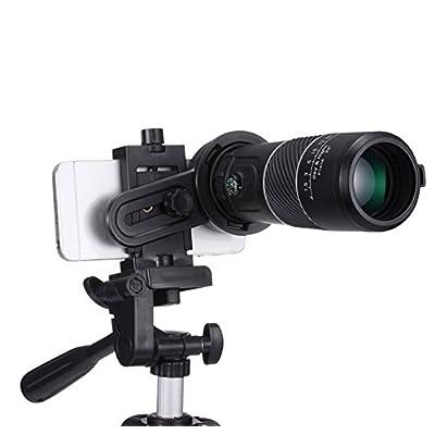 XJ Télescope Monoculaire 8X40 Téléphone Mobile Haute Définition Peut Prendre Des Photos du Télescope de Concert de Voyage en Plein Air
