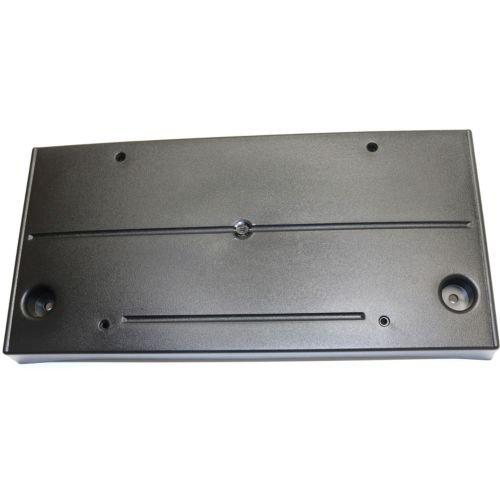Make Auto Parts Manufacturing - X5 14-16 FRONT LICENSE PLATE BRACKET, Textured, w/o M Sport Line - BM1068128