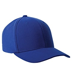 f38ab555d4d Flexfit 110C One Ten Pro-Formance Hat Black at Amazon Men s Clothing store  Baseball  Caps