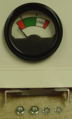 36 Volt Golf Cart Battery Meter-State Of Charge (36 Volt Battery Meter)