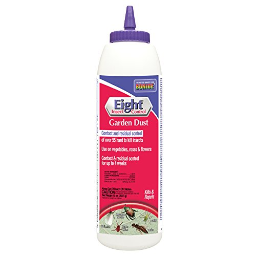 Bonide Products Inc 784 Eight Insect Garden Dust Pest Control, 10-Ounce, ()