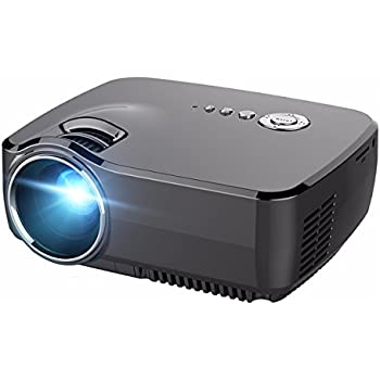 Mini projector elegiant hd movie portable for Iphone mini projector reviews